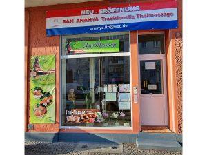 Ban Ananya Thaimassage Berlin Wellness Spa