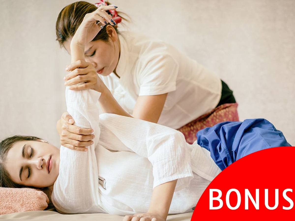 Ban Ananya Thaimassage Berlin Wellness Spa - Angebor Bonus